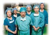萬芳醫院的最高指標,是讓就診的民眾得到最好的服務和最高的滿意度。
