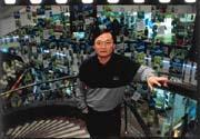 朱家義︰賽博的目標是結合實體與虛擬,成為通路。