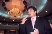統一執行副總羅智先認為,統一放在大陸市場還只是一個中型企業。