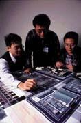 受惠通訊產業起飛,在未上市盤交投熱絡的IC設計公司最受矚目。