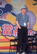■無論是高階或中階經理人,蔡明興都有興趣挖角,台北金融圈的菁英,他已經看過大半了。