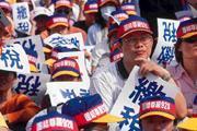 ■教師節的萬人遊行,聲勢浩大,教育補也只能亡羊補牢。