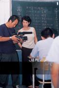 馮賢賢(63年乙組狀元)大概是前半生都在做不好玩的事吧!現在我沒什麼目標,只想做好玩的事。