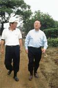 李樹久(右)保住潘文炎(左),卻未必能喚起政府的覺悟。