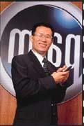 黃鐘鋒抓住消費者的「名牌心理」來促銷PDA。