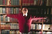 李敖有一間四十餘坪的書房及六萬餘冊的圖書,藏書量堪稱台灣第一。