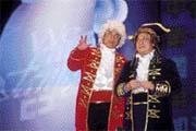 辜濂松(右)、辜仲諒(左)2位船長,會不會在新的1年促成新的購併案?