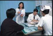 健亞生物科技主要的業務是與醫院合作,做藥品上市前的臨床試驗。
