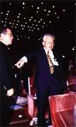 在這場秘密會議裡,劉泰英是李登輝的頭號軍師。