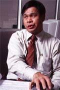 張金清:未來如何確保投資人權益是最大問題。