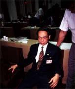 呂學樟的言行早已讓國民黨高層忍無可忍。