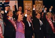 台聯黨如今有了李登輝的全力支持,是不是更加如虎添翼?