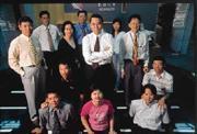 益登是由人脈網絡串起的科技公司,透過總經理曾禹旖(第二排右三)的人脈,建立起公司經營核心。