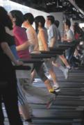 不景氣寒冬,上班族還是願意花錢上健身房,健康已成為金錢以外,人們追逐的新目標!
