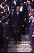 「跛腳總統」李登輝對台灣商人已逐漸失去約束力。