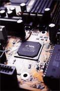 威盛PC133晶片組是引爆專利權糾紛的關鍵產品。