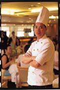 袁偉洪的潮州菜,深受總統家人的喜愛。