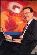 林順和為東元集團打造網路先鋒。