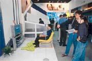 今年的台北國際電腦展,數位家庭也成了資訊科技公司大力推廣的新主題。