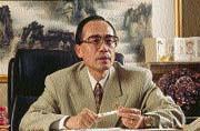 古富元要讓雙鶴的靈芝事業走向國際。