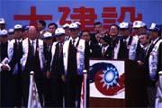李登輝競選總統期間,賴國洲擔負文宣重任。