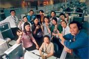 契約工作者絕非企業內「無所謂」的人員。在中國信託,他們必須受一樣的訓練和考核,創造的效益也不亞於正式員工。