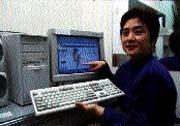 邱彰挑起網路族「性」趣後,瞄準「網路商務仲裁」的龐大商機。