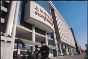 「上海世貿商城」要把台北世貿中心的成功經驗轉移到大陸的算盤打得太如意。