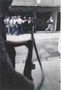 十九日中午五常街一聲槍響……