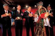 ■大陸方便麵第一品牌康師傅,16元泡麵的低價策略曾一度引爆台灣市場價格大戰。