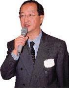 台灣經濟應走屬人主義,以台灣為根,讓企業跨足全球,把所有人綁在這塊小土地上是沒有前途的。──《商業周刊》發行人金惟純