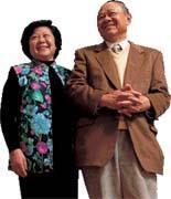 再生緣的客戶是孕婦,所以謝忠弼找太太何美慶出任董事長。