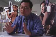 杜紫宸認為台灣軟體 人才實在太難找了。