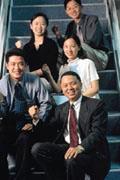 益登已躍居為台灣第二大IC代理商,今年將申請上市。充滿創業精神的曾禹旖(前)說,未來,只要能創造股東價值,不排除進行相關的購併或被購併動作。