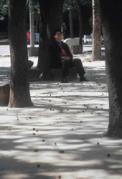 白領新貧的恐慌,從美國、歐洲吹到台灣。在公園、街角……,無助的失業白領越來越多。