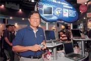 李焜耀:消費電子時代來臨,以設計代工為主的台灣業者要特別小心。