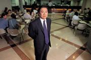 ■出身交易室的本國金融業高階主管極為罕見,蕭子昂首席交易員的身分更是特殊。