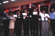 建國黨被海巡部情報處列為87年度遴布諮詢網路之一。