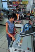 ■統一超商將提供彩色影印服務,原門市的全錄影印機將全面換為京瓷結合影印、傳真、e-Mail、列印四合一機器。