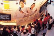 手機在台灣早已成為流行商品,比的設計和功能
