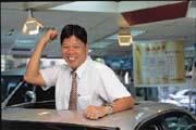 陳偉文要挑戰3年後賣5000輛車的願景。