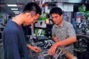 ■PDA流行後,市面上供消費者選購的產品越來越多。