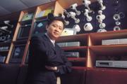 ■陞泰董事長陳世忠,是陞泰領導業務的戰將。