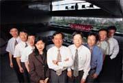 建弘投信總經理江文佑說,基於對人才的尊重,股票一上櫃,幾乎所有的員工都能分紅。
