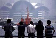 殖民地色彩的香港其實處處充滿著蓬勃生氣。