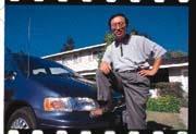 林榗栓四十歲不到就「急流勇退」,放棄倚天資訊董事長的頭銜,隱居矽谷過著閒雲野鶴的生活。