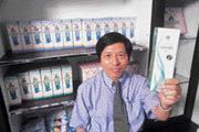 鄭寶清說,賣給呂秀蓮的面膜有「特別優惠價」。