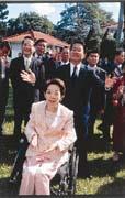 陳水扁積極推行的小三通並不被北京認同。
