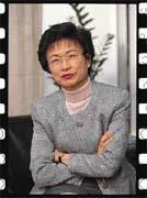 王慎是上櫃券商中唯一的女總經理。
