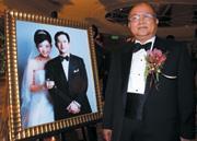 ■陳哲芳政商關係良好,兒子結婚,藍綠重量級人物都到場祝賀。